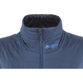 Bergans Fløyen Light Veste isolante Femme, dark steel blue/fjord